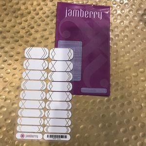 Jamberry Full Sheet- Gatsby